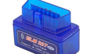 Автосканер ЕЛМ 327
