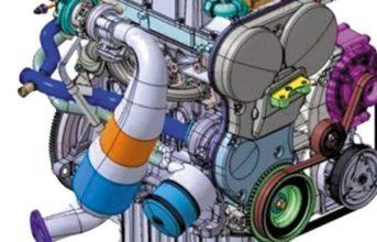 Двигатель Лады Весты