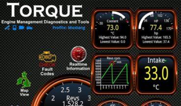 приложение Torque