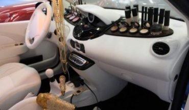 Аксессуары в салон автомобиля