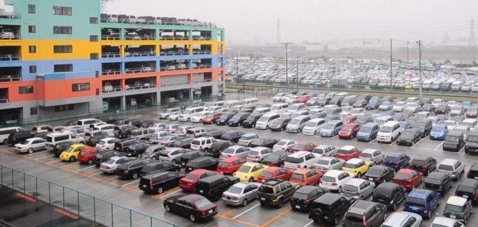 купить машину в японии