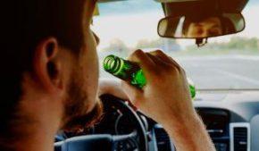 пить пиво за рулем