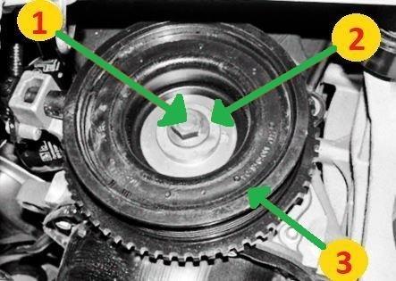 Можно ли заменить ремень ГРМ на Ладе Весте своими руками
