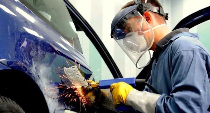 качественный кузовной ремонт