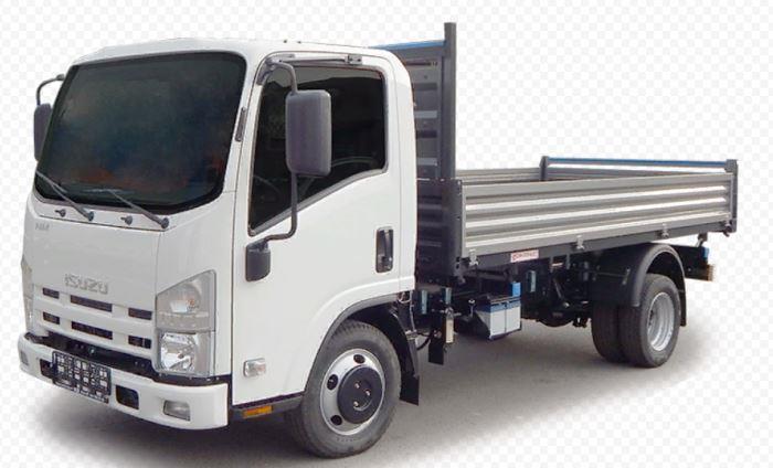 грузовик isuzu 3,5 тонны