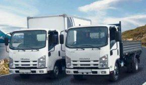 грузовики isuzu