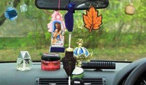 запах в машине
