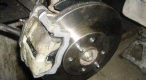 обслуживание тормозной системы ваз 2109