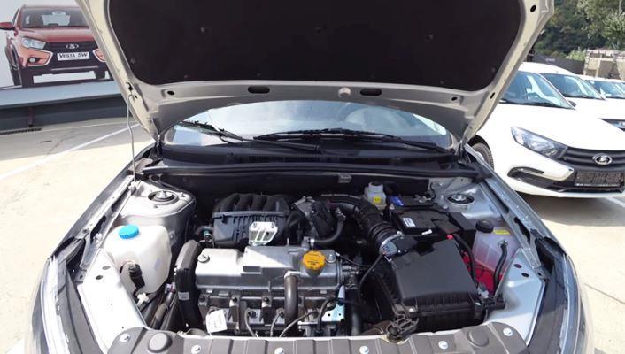 8 клапанный мотор гранта