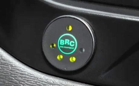 переключатель с газа на бензин