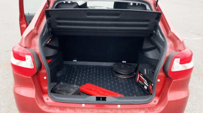 багажник лада гранта