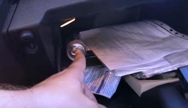 охлаждение напитков в перчаточном ящике лада веста