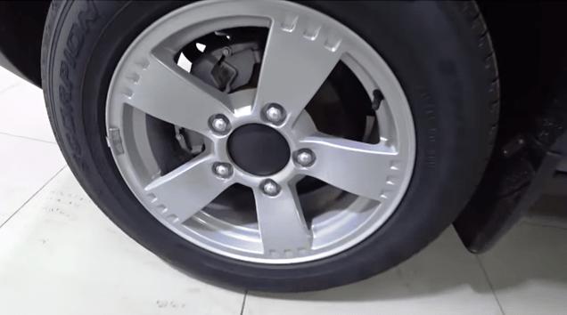 колеса нива шевроле 2020