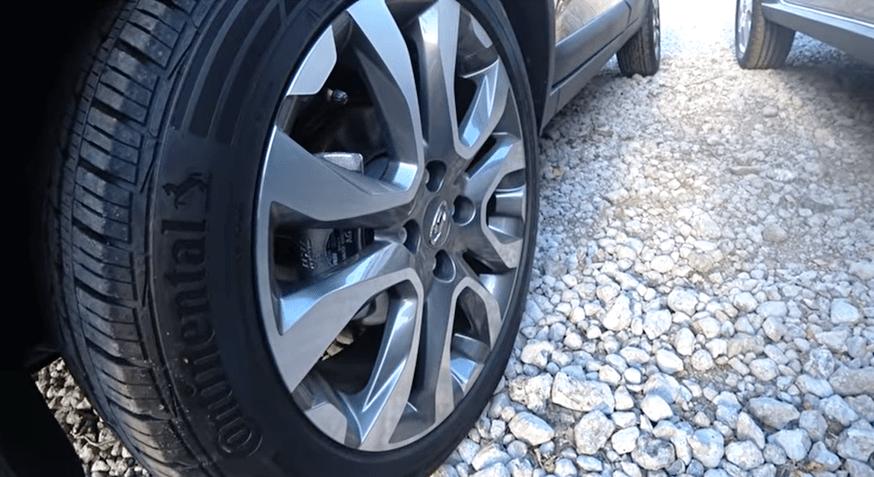 колеса лада кросс