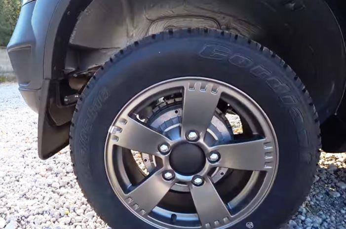 диски колес нива оффроад плюс