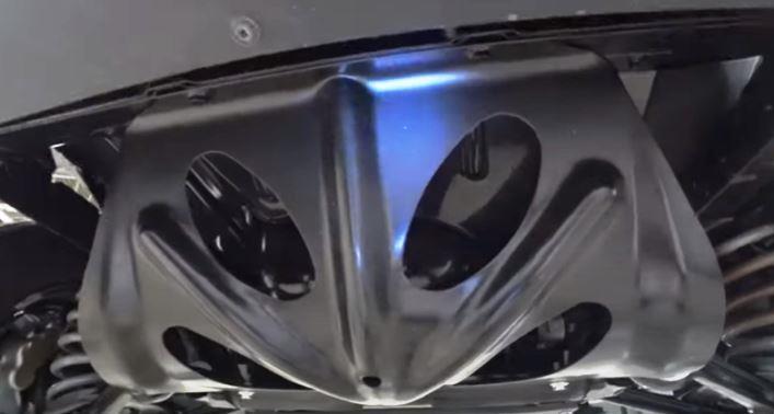 защита двигателя шеви нива