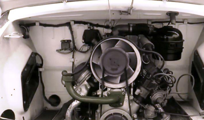 двигатель запорожец