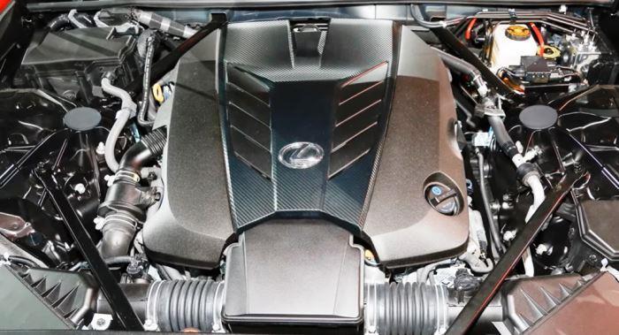двигатель ленд крузер 300