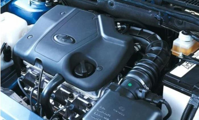 новый 8-клапанный двигатель
