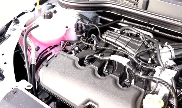 двигатель 21129 веста