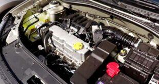новый двигатель 11182